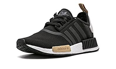 Adidas Originals 阿迪达斯三叶草 女鞋 W CBLACK/CBLACK/ICEPUR-570 5.5 (亚马逊自营 香港直邮)