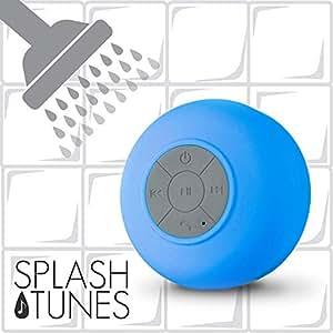 FRESHeTECH Splash Tunes Bluetooth Shower Speaker 蓝色 均码