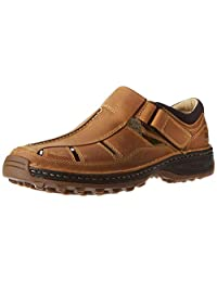 Timberland 添柏嵐 男式包頭漁夫鞋