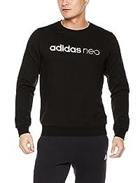 adidas NEO 阿迪达斯运动生活 男式 套头衫 M CE NEO FLC SW