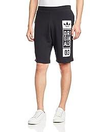 adidas Originals 三叶草 男士 短裤