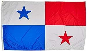 Annin Flagmakers 尼龙太阳镜 Nyl-Glo Panama 旗帜 5x8' 196547