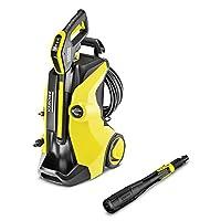 Kärcher Karcher K 5 全控制加压清洗机,黄色/黑色,中号