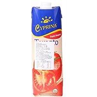 Cyprina塞浦丽娜牌番茄汁1L*4(塞浦路斯进口)