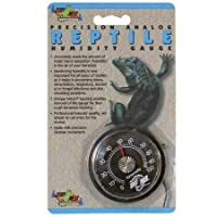 Zoo Med Precision Analog Reptile Humidity Gauge