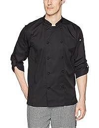 Chef Works 男式蝴蝶结大衣