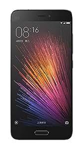 小米5 高配版 全网通移动联通电信4G手机(黑色)双卡双待 5.15英寸1080P屏幕 高通820处理器最高主频 2.15GHz 3G内存+64G容量 指纹识别