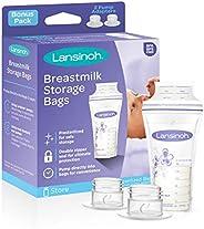 Lansinoh 兰思诺 乳汁存储袋 配吸奶泵 50个装