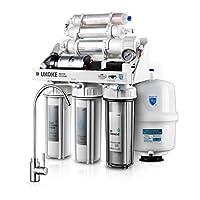 Ukoke RO-R08-75G 6 阶段过滤器 White with Pump 75 GPD