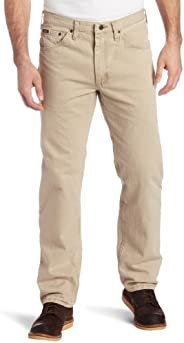 Lee 男士标准修身直筒牛仔裤 Dune 30W x 32L