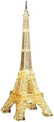 水晶拼图 埃菲尔铁塔·金色 单品