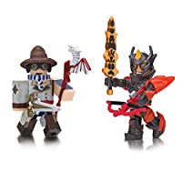 Roblox 2 人形玩具套装 波浪 4 Archmage Arms Dealer and Flame Guard General Archmage Arms Dealer and Flame Guard General Archmage Arms Dealer and Flame Guard General