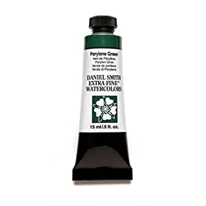 DANIEL SMITH 超细水彩 15ml 油漆管 Perylene Green 15 ml 284600194