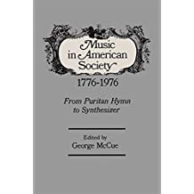Music in American Society (English Edition)