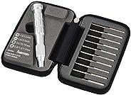Hama Universal Screwdriver Kit 11 Piece [00053052] 自動 黑色