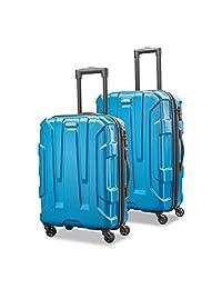Samsonite 新秀麗 中心硬面可展開行李箱,帶旋轉輪