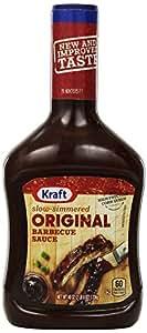 Kraft 烧烤酱 文火慢炖