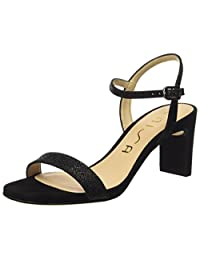 UNISA 女 时装凉鞋 MABRE (亚马逊进口直采, 西班牙品牌)