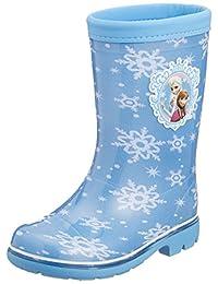 [ 迪士尼 ] 雨靴 ロンプ C63冰雪奇缘