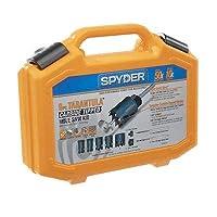 Spyder 9 件套 1 英寸硬质合金尖头非木孔锯套装(600925)