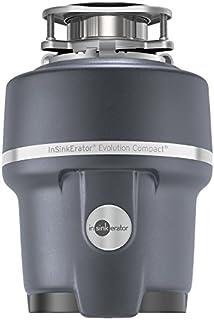 InSinkErator 爱适易 Evolution Compact系列 垃圾处理机 3/4 HP连续投入