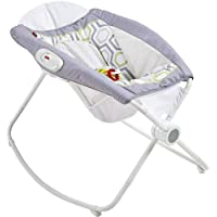 Fisher-Price 新生儿 Rock 'n Play 躺椅 6 months Geo Meadow