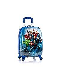 Marvel Avengers 儿童硬壳拉杆行李箱 - 45.72 厘米 [蓝色]