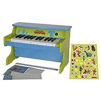 龙椰子树 ABS,双孔,德国手柄,含乐谱 Mini Piano
