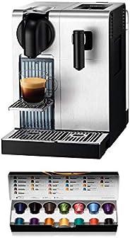 De'Longhi 德龙 意式咖啡机 Nespresso EN 750.MB Lattissima Pro,1400