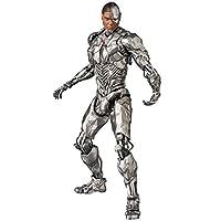 Medicom 正义联盟:Cyborg Maf Ex 公仔