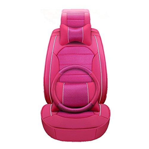 座垫 标致508 407 3008 4008 进口308 汽车坐垫座套【选购送头枕腰靠