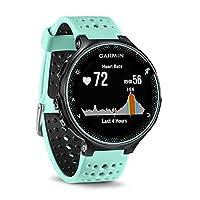 佳明(GARMIN) Forerunner235户外运动智能手表 跑步骑行心率GPS彩色显示屏 黑蓝色