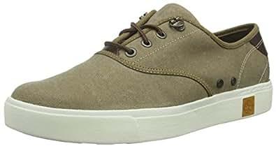 Timberland Men's Amherst Oxford Fashion Sneaker Teak 7 2E US