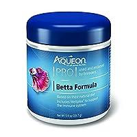 Aqueon Pro Betta Pellet 1.4盎司