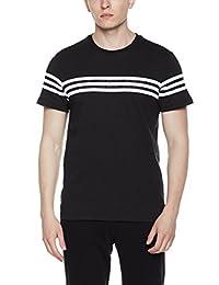 adidas 阿迪达斯 男式 运动型格 短袖T恤 GFX T 3S