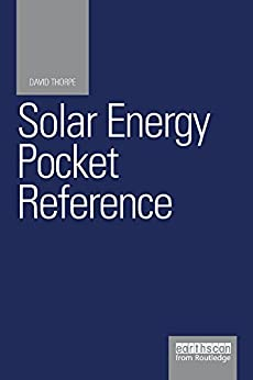 """Solar Energy Pocket Reference: Second edition (English Edition)"",作者:[Thorpe, David]"