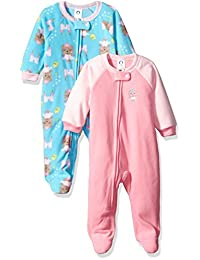Gerber 女宝宝羊毛毯睡衣 2 件套