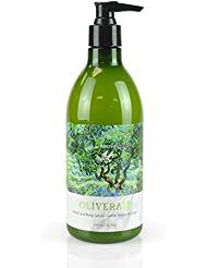 中国亚马逊:法国原产,普罗旺斯 Pre de Provence 橄榄油精华手霜身体乳 390ml89.97元(直邮低至101元)