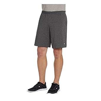 Champion 男式 高腰短裤 85653-407Q88-G61-S 深灰色 S