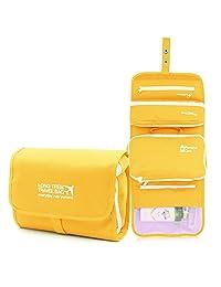 四万公里 便携式洗漱包套装 防水多功能随身数码数据线化妆包旅行男女收纳包 SW1105