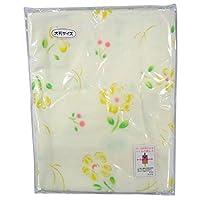 日纤商工 泉州毛巾 微型创意 毛巾 バスタオル イエロー バスタオル