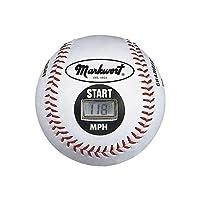 Markwort 22.86cm 速度传感器棒球 (MPH)