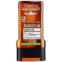 L'Oréal 歐萊雅 Men Expert Barber Club 沐浴露 適用于身體、*和胡須,300毫升