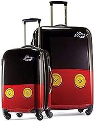 American Tourister 迪士尼硬殼行李箱,帶轉輪