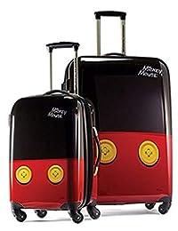 American Tourister 迪士尼硬壳行李箱,带转轮