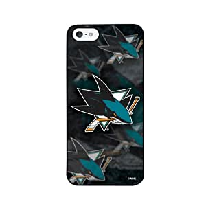 NHL 圣何塞鲨鱼 iPhone 5 3D 透镜手机壳