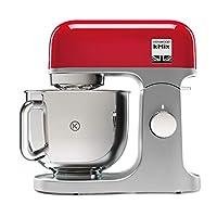 Kenwood 凱伍德 KMX750RD多功能家用廚師機料理和面揉面機 1000W 紅色