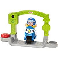 Fisher-Price Little People 小汽车警察摩托车