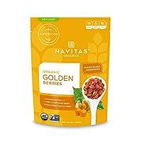 Navitas Organics 黃金莓, 8盎司(226.4克)