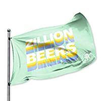 Barstool Sports Zillion Beers 旗帜